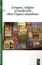 Revue des mondes musulmans et de la Méditerranée, N° 124, 2008-2 : Langues, religion et modernité dans l'espace musulman