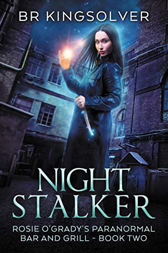 Night Stalker (Rosie O\'Grady\'s Paranormal Bar and Grill Book 2) (English Edition)