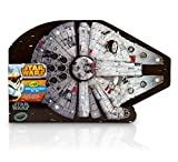 Enlarge toy image: Crayola Star Wars Millennium Falcon Art Case Toy