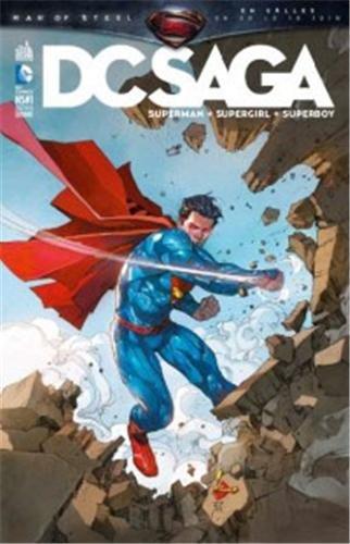 Hors série nº 1 : DC Saga