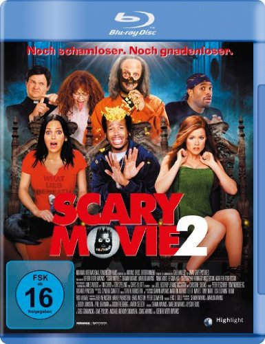 Bild von Scary Movie 2 [Blu-ray]