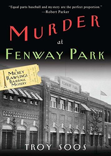 Murder at Fenway Park di Troy Soos
