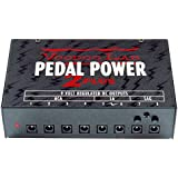 VoodooLab PedalPower-2 plus 8x9VDC · Alimentador guit./bajo
