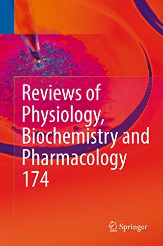 Reviews Of Physiology, Biochemistry And Pharmacology Vol. 174 por Bernd Nilius epub