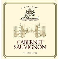 Cabernet Sauvignon Chamvermeil - Vin De France - Bib 10 Litres