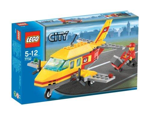 Lego City 7732: Air Mail