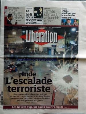 liberation-no-8574-du-28-11-2008-inde-escalade-terroriste-maison-blanche-obama-devoile-son-equipe-an