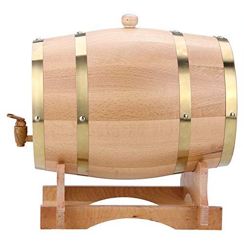 Descripción: Los barriles de roble se utilizan para almacenar vinos finos, brandies, whiskeys, tequila, etc. Impresione a sus invitados y agregue un toque de sofisticación a su hogar con barriles de whisky de madera. Los barriles ofrecen una forma ún...