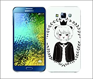 Galaxy Printed 2324 Maidens Of Wild Lion Hard Cover for Samsung S3 NEO