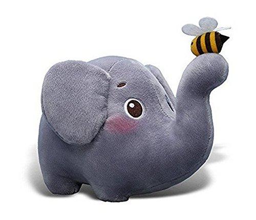 Niedlich Schön elefante de peluche animales elefantes Cojín peluche Después de habitación...