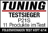 P21S Felgen-Reiniger POWER GEL, 500 ml (#1250) - 14