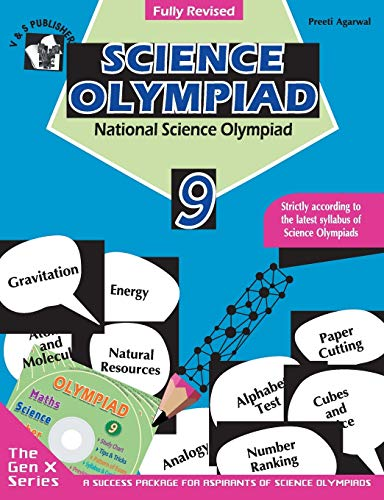 National Science Olympiad - Class 9 (With CD)