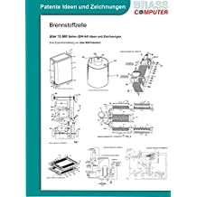 Brennstoffzelle, ca. 13.600 Seiten (DIN A4) Ideen und Zeichnungen