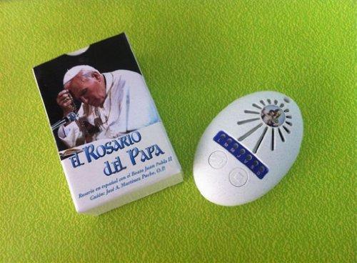El rosario electrónico del Papa Juan Pablo II por Pope John Paul II