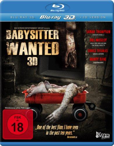 Bild von Babysitter Wanted 3D [3D Blu-ray]