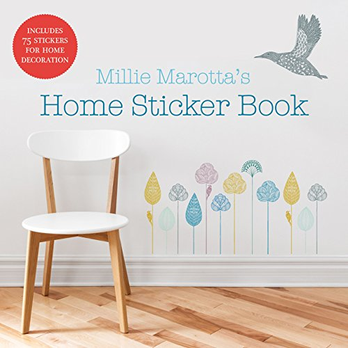 Free Decals (Millie Marotta's Home Sticker Book: over 75 stickers or decals for wall and home decoration (Colouring Books, Band 6))