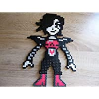 Sprite Mettaton - Undertale - hama beads - pixel art