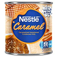 Nestle Sweetened Condensed Milk With Caramel, 397 gm
