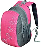 DZert Butterflay Small Kids School Bag 14L (3 - 5 years age) (Pink)