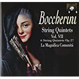 Boccherini: String Quintets Vol.7