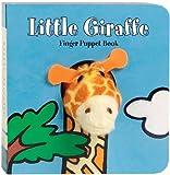 Little Giraffe Finger Puppet Book (Finger Puppet Books)