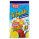Cameo Tè Freddo Limone Per 15 Litri, Gr.900