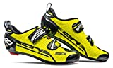 Sidi T-4 Air Carbon Chaussures Homme, Yellow/Black