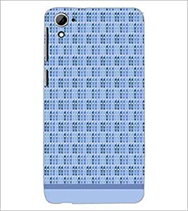 PrintDhaba Mobile Pattern D-1487 Back Case Cover for HTC DESIRE 826 (Multi-Coloured)