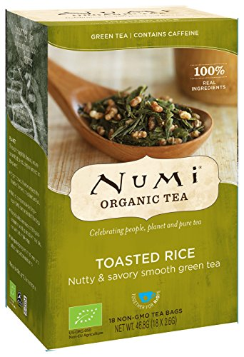 Numi Bio Toasted Rice, 46,8 g