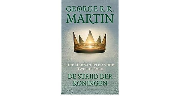 De Strijd Der Koningen Ebook