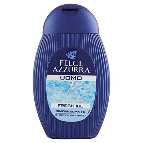 Fougère bleue douche shampooing Fresh Ice - Pack de 1 x 250 ml - totale : 250 ml