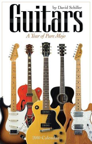 Guitars Calendar 2010 by David Schiller (2009-07-30)
