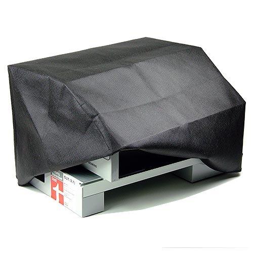 Preisvergleich Produktbild ROTRi® maßgenaue Staubschutzhülle für Allesschneider Ritter E30 - schwarz