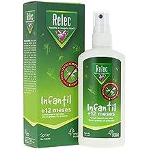 Relec Infantil Spray Antimosquitos - 100 ml