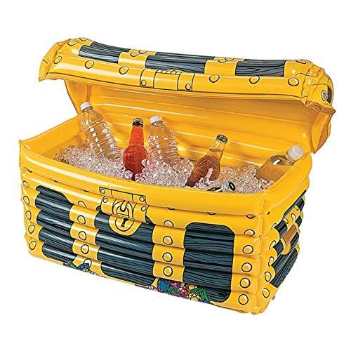 ,PVC Bier Cooler Große Kapazität Schwimmt Holder-für Pool Party Beach ()