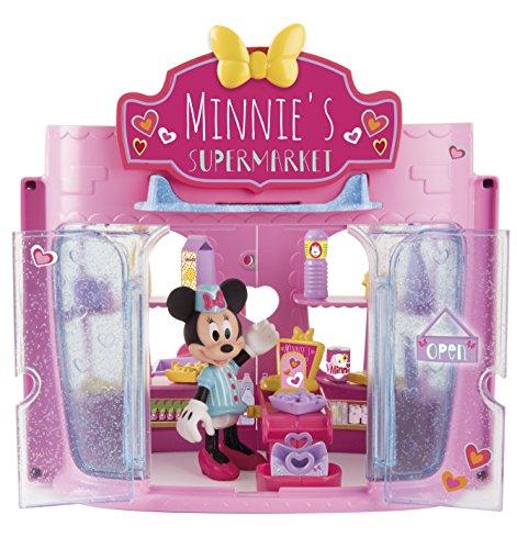 Micky Maus Flinke Flitzer 182707MI4 Minnie Let's go shopping (Maus Hat Minnie)