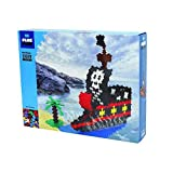 Plus-Plus 52154 - Steckspiele -  Mini Basic 1060 - Pirate Ship