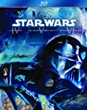 Star Wars: The Original Trilogy (Episodes IV-VI) [Blu-ray] [1977] [Region Free]