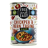 (8 PACK) - Free & Easy Chickpea & Bean Tagine| 400 g |8 PACK - SUPER SAVER - SAVE MONEY