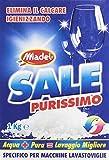 Sale Purissimo –Salz-Granulat, beseitigt Kalk, desinfiziert, speziell für Spülmaschine–4Stück von 1kg [4kg]