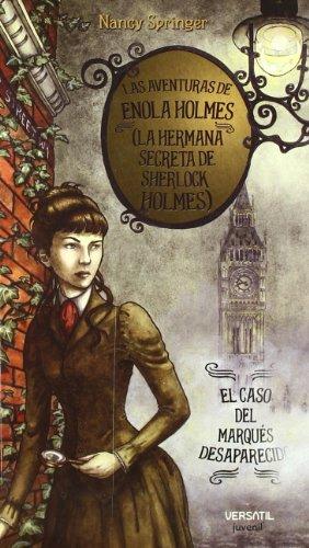 Las aventuras de Enola Holmes (La hermana secreta de Sherlock Holmes): Aventuras De Enola Holmes 1 - Cas