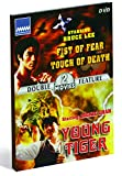 Locandina Young Tiger/Fist Of Fear Touch Of Death
