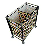 MSE The Best Quality Laundry Sorting Sorter Basket on Wheels
