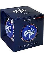 Coffret cadeau Ballon de football FFF - Collection officielle Equipe de France - Taille 5