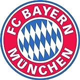 FC BAYERN MUNICH - Football Club Crest Logo Wall Poster Print - 30CM X 43CM Brand New Bundesliga Bayern München