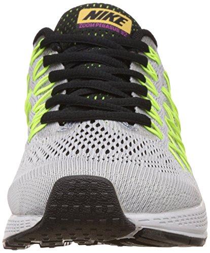 7defccc8af66 Nike Men s Air Zoom Pegasus 32 Grey Running Shoes - 10 UK India (45 ...