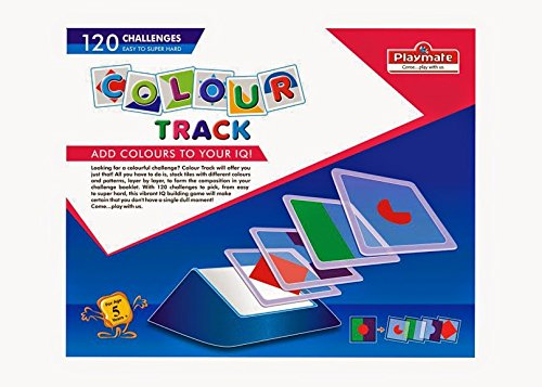 Playmate Colour Track Game Set