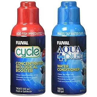 Fluval Cycle Biological Enhancer 250ml & Free Aquaplus 250ml