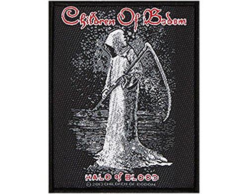 Children of Bodom - Halo of Blood - Toppa/Patch - SPEDIZIONE GRATUITA