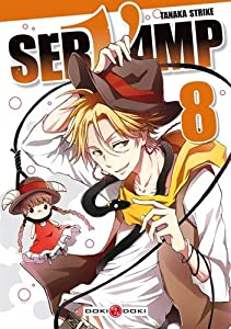 Servamp Edition simple Tome 8